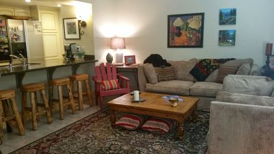 Photo for Lovely Updated Condo, Quiet Cul de Sac, Walk to Beach, Bike Path Outside Door