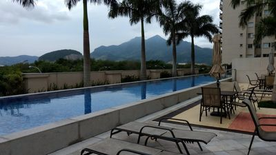 Photo for Excellent 3 Bedroom Barra da Tijuca Peninsula