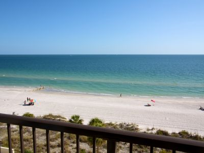Photo for Vacation Value.  Overlooking the Sand With A Perfect and Private View.