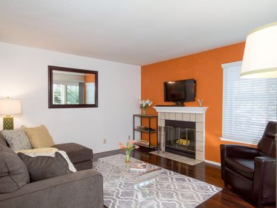 Photo for Oakland Hills 1BR Condo Retreat in a Gated Community