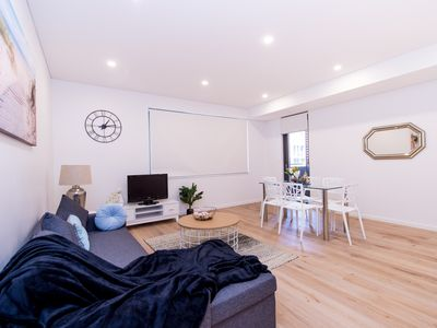Photo for Darling Harbor Sydney City New 2 br Apt, with FREE Parking