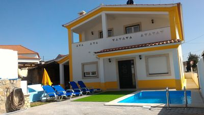 Photo for House with private pool in the village.