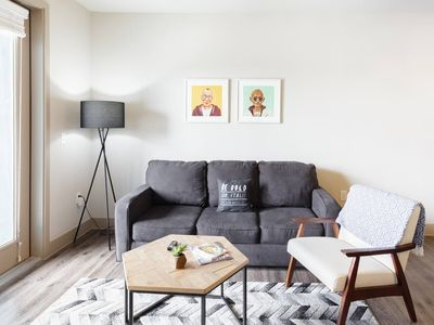 Photo for Sleek and Stylish Apartment in East Austin