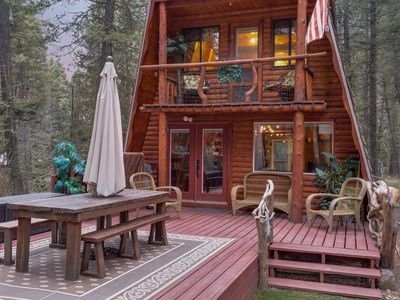Photo for Magical Cabin! ATV Trails - Mountain Riding - Free Garbage Pickup and WiFi...