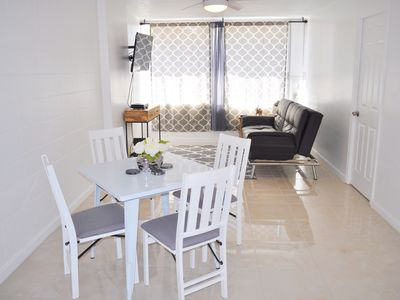 Photo for Brand New 2Bedroom/1Bathroom Apt in the Heart of Waikiki!