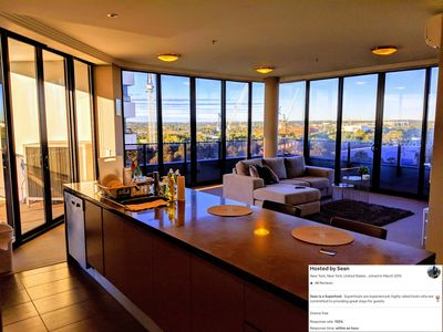 Photo for Luxurious upscale apt in Sydney Olympic park with amazing view