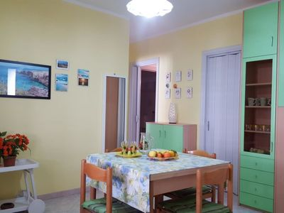 Photo for Apartment Residence Morgan Trilo B da 6 posti in Torre San Giovanni - 6 persons, 2 bedrooms