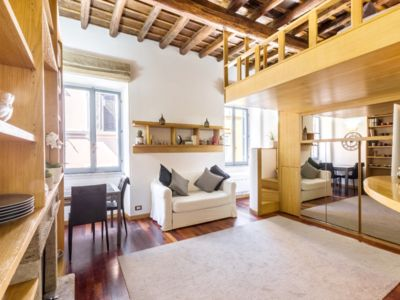 Photo for CHARMING LOFT IN BORGO NEAR THE VATICAN
