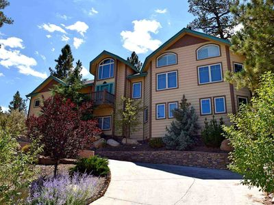 Photo for 8 Eagles Flight: Custom Built! Pool Table! Hot Tub! WiFi & Cable! Large Updated Kitchen!