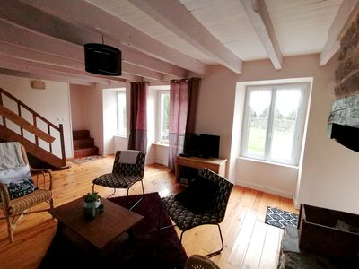 Photo for 2BR House Vacation Rental in Gavray