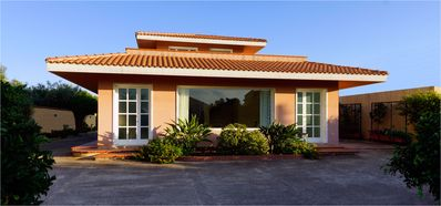Photo for Relaxing Villa with a dreamy Italian garden rich in Mediterranean plants.