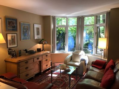 Photo for Charming West Coast Townhouse in the Heart of Coal Harbour