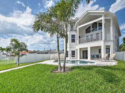 Photo for NEW! Indian Rocks Home w/ Game Room, Walk to Beach
