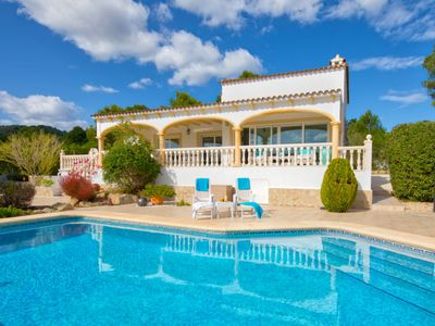 Photo for Vacation home Costa Celia in Jávea/Xàbia - 6 persons, 3 bedrooms