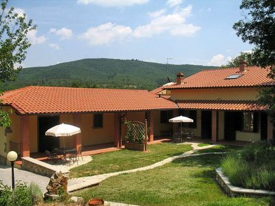 Photo for Apartment Podere Le Muricce  in Badia Agnano - Bucine (AR), Arezzo and surroundings - 4 persons, 2 bedrooms