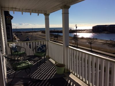 Photo for 2 BR Apartment with amazing porch view