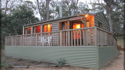 Photo for Gumleaves Bush Holidays - Small Cottages