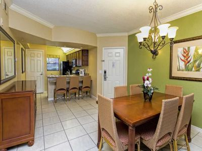 Photo for Luxury villa for family & friends- 6 miles from Disney or Universal!