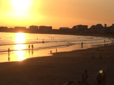 Photo for 1BR Apartment Vacation Rental in les sables d'olonnes