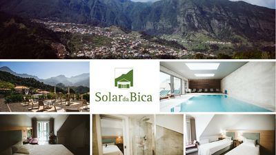Photo for Garden Flat at Solar da Bica