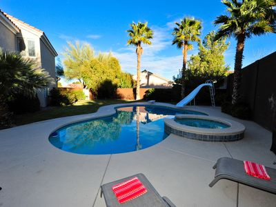 Summerlin's Finest, With Pool/Spa and Basketball Court.