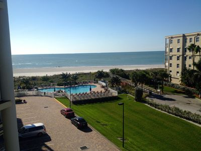 Photo for 5TH FLOOR BEACH FRONT CONDO WITH DIRECT OCEAN VIEW JULY-AUGUST DATES AVAILABLE