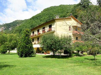 Photo for Apartment Natalie (BLU170) in Bagni di Lucca - 6 persons, 3 bedrooms