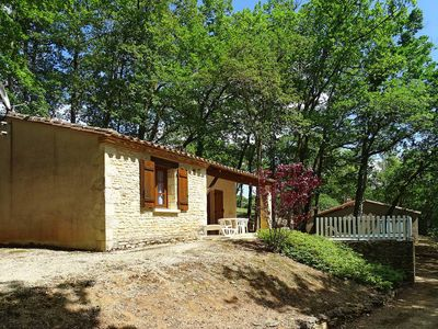 Photo for Vacation home Domaine Le Mayne  in Blanquefort - sur - Briolance, Périgord - 4 persons, 2 bedrooms