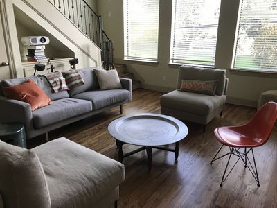 Photo for Private Suite in Beautiful Townhome in EaDo