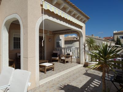 Photo for *NEW FOR 2017* Beautiful, well maintained villa with private pool