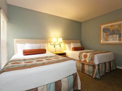 Photo for COZY MINI SUITE SLEEPS 4 STAR ISLAND RESORT ON LAKE CECILE~ GREAT LOCATION/POOLS