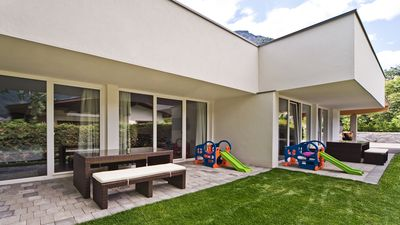 Photo for New! Accommodation for children including infrared cabin + game room + baby equipment
