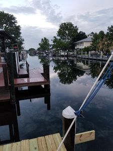 Photo for Home away from Home, DEEP CANAL, Great on the water location!