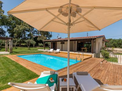 Photo for Villa Lepti Ammos - 2 Bedroom detached property with Private Swimming Pool