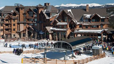 Photo for True Ski-In Ski-Out Resort.  Base of Peak 7 next to Independence SuperChair Lift