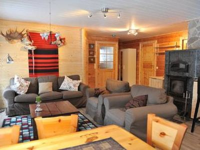 Photo for Vacation home Aurora cabin in Inari - 6 persons, 2 bedrooms
