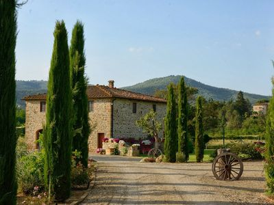 Photo for Molino del Chianti In Bucine, Tuscany