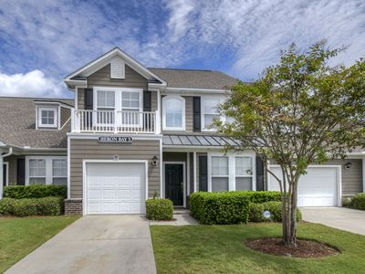 Photo for Heron Bay, Barefoot Resort, Magnificant Townhome, Garage, WiFi, BBQ grill