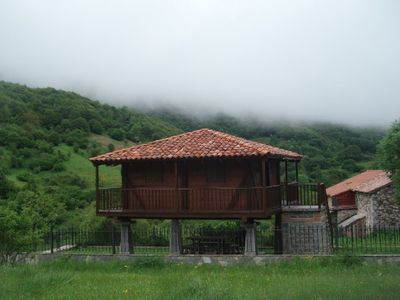 Photo for El Hórreo Rural Cottage for 4 people