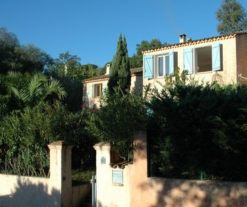 Photo for Villa Grimaud - lovely holiday in private