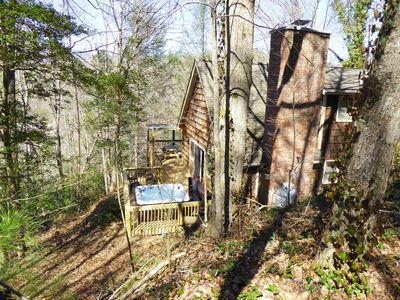 Photo for Natures Retreat Cabin near Cherokee and Bryson City