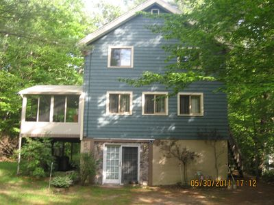 Photo for Balmoral house-Great Location Lake Winnipesaukee Private Community Beach Access