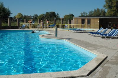 Heated Pool and Childrens Pool