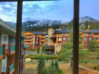 Photo for Top Floor Juniper Springs Lodge 2BR/2BA Luxury Ski In/Out #530
