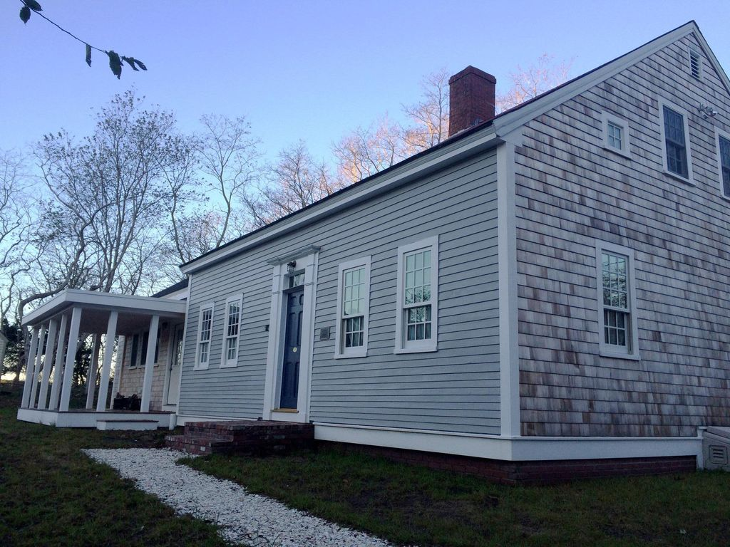 Historic, Waterfront Wellfleet Cape Cod Home, South