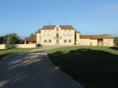 Photo for Au Marquis, Self-Catering Gite with swimming pool. 4 bedrooms, 3 bathrooms