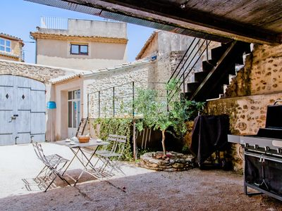 Photo for Designer House in Peaceful Provence Village