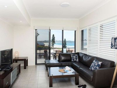 Photo for By The Beach - Luxury Beach View Apartment