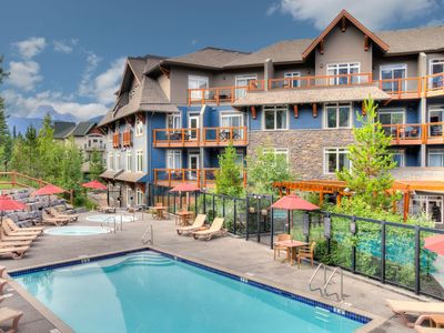 Photo for 2 Bedroom Luxury Suite at the Blackstone Mountain Lodge #3
