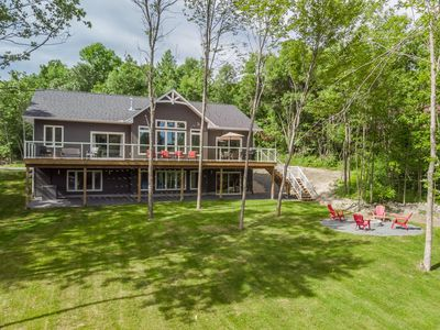 Photo for Falcon View~fantastic brand new 6 Bed, 3 Bath cottage w/ modern finishes